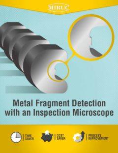 Metal Fragment Detection