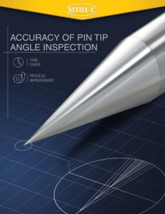 Accuracy of Pin Tip Angle